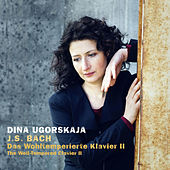 The Well-Tempered Clavier, Vol. II by Dina Ugorskaja
