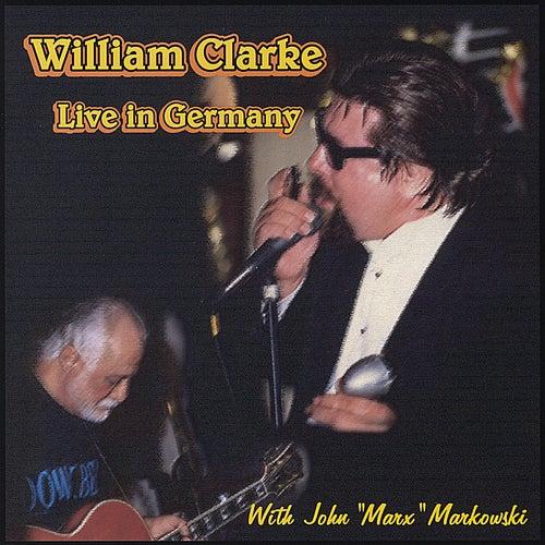 Live in Germany von William Clarke