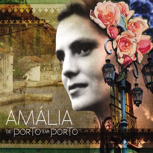 Amália de porto em porto by Amalia Rodrigues