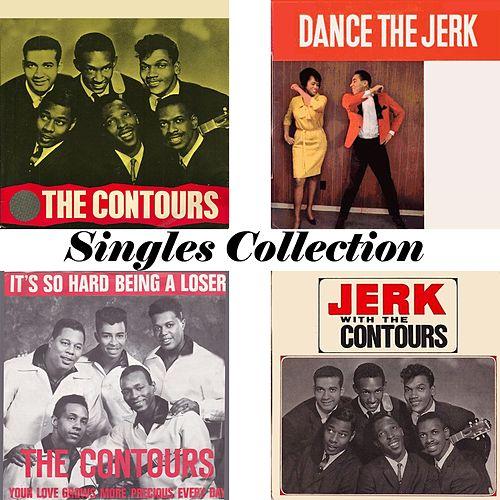 Singles Collection by The Contours