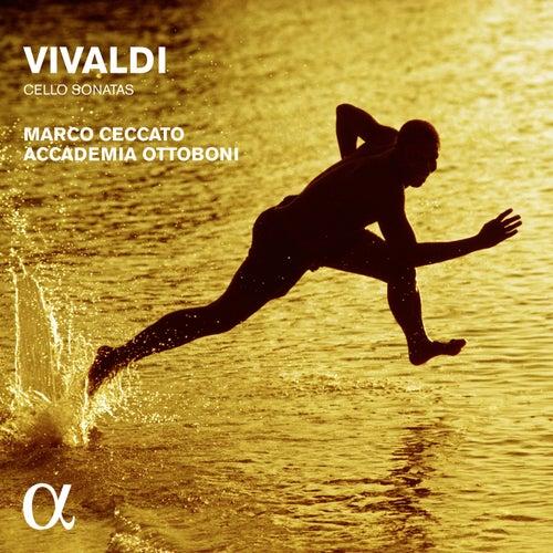 Vivaldi: Cello Sonatas by Marco Ceccato