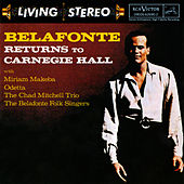 Belafonte Returns To Carnegie Hall by Harry Belafonte