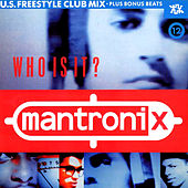 Who Is It? by Mantronix
