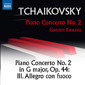 Piano Concerto No. 2 in G Major, Op. 44, TH 60: III. Allegro con fuoco by Eldar Nebolsin