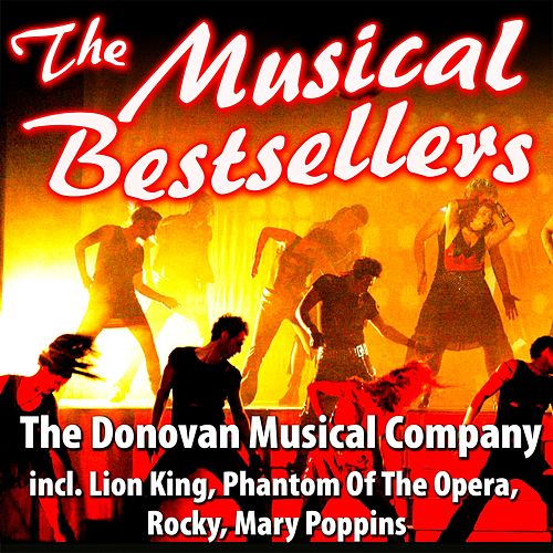 The Musical Bestsellers by The Donovan Musical Company
