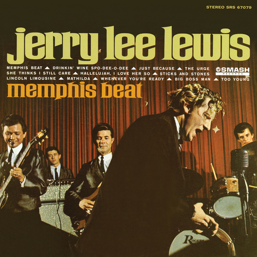 Memphis Beat by Jerry Lee Lewis
