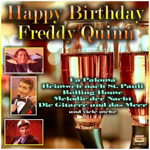 Happy Birthday Freddy Quinn by Freddy Quinn