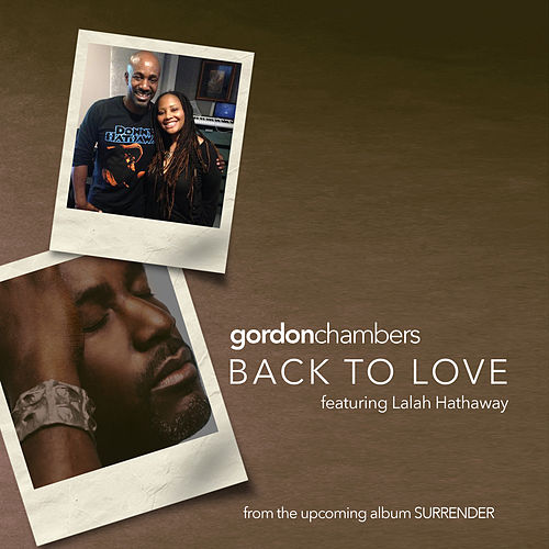 Back to Love by Gordon Chambers