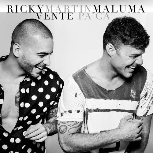 Vente Pa' Cá by Ricky Martin