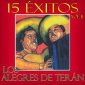15 Exitos Los Alegres de Terán, vol. 2 by Los Alegres de Teran