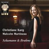 Schumann / Brahms - Wigmore Hall Live von Malcolm Martineau