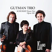 Schubert: Natalia Gutman Portrait Series, Vol. VIII by Gutman Trio