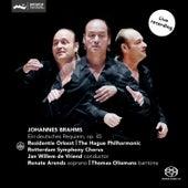 Brahms: Ein Deutsches Requiem, Op. 45 by Thomas Oliemans