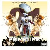 The Primetime - EP by Jon Savage