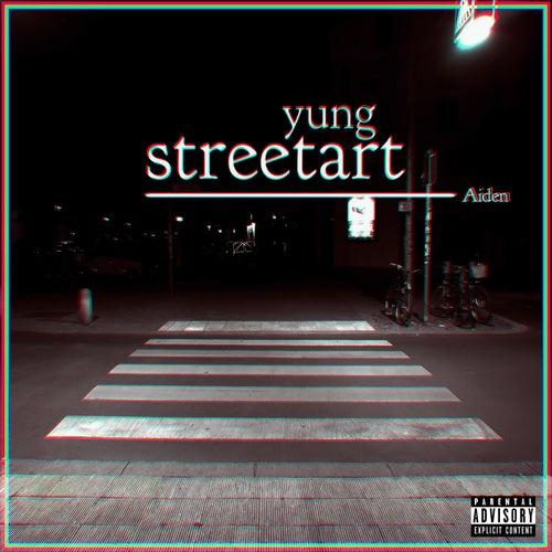 Yung Streetart by Aiden