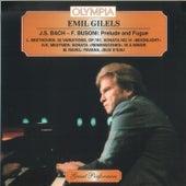 Bach-Busoni, Beethoven, Medtner & Ravel: Piano Works by Emil Gilels