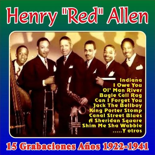 15 Grabaciones Años 1922-1941 by Henry