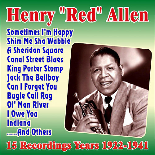 15 Recordings Years 1922-1941 by Henry