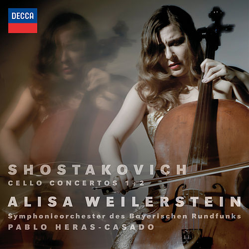 Shostakovich: Cello Concertos Nos. 1 & 2 by Alisa Weilerstein