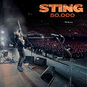 50,000 by Sting