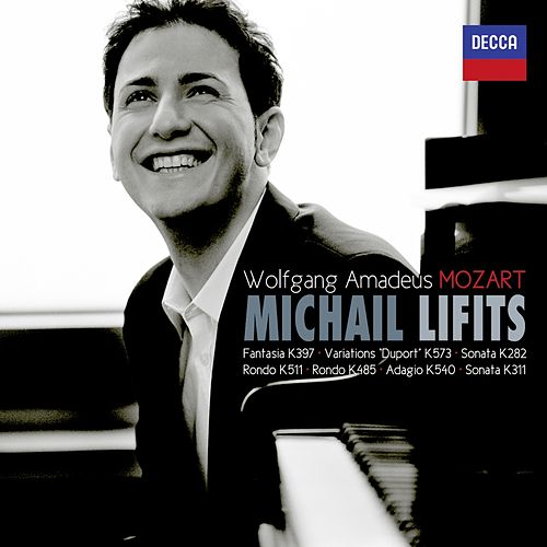 Michail Lifits Plays Mozart by Michail Lifits