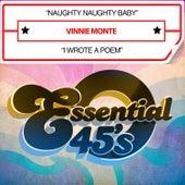 Naughty Naughty Baby / I Wrote a Poem (Digital 45) by Vinnie Monte