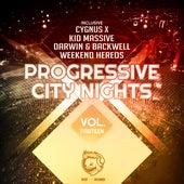 Progressive City Nights, Vol. Thirteen by Various Artists