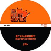 Shy as a Butterfly B/W Nothing Seems to Work Right by The Mighty Sceptres