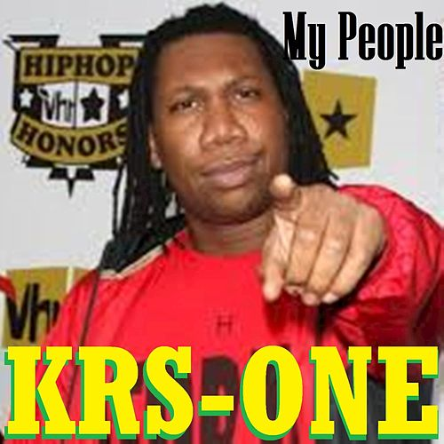 My People by KRS-One
