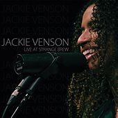 Live at Strange Brew by Jackie Venson