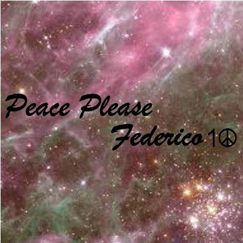 Peace Please Federico 10 by Federico