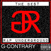 G Contrary: The Best Rap Underground by Various