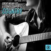 The Great Wilma Lee & Stoney Cooper Country, Vol. 1 by Wilma Lee Cooper