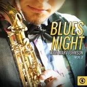 Blues Night with Marv Johnson, Vol. 2 by Marv Johnson