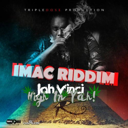 High In Yah - Single by Jah Vinci