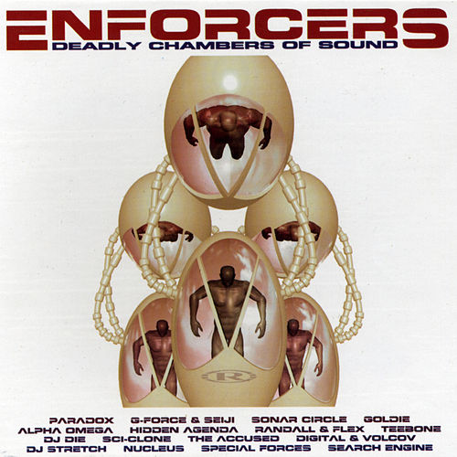 Reinforced Presents Enforcers Deadly Chambers Of Sound by Various Artists