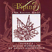 The Piping Centre 1996 Recital Series - Volume 3 by Various Artists