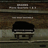 Brahms: Piano Quartets 1 & 3 by The Nash Ensemble