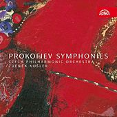Prokofiev: Symphonies by Czech Philharmonic Orchestra