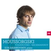Moussorgski, Tchaïkovski & Rachmaninov by Ilya Rashkovskiy