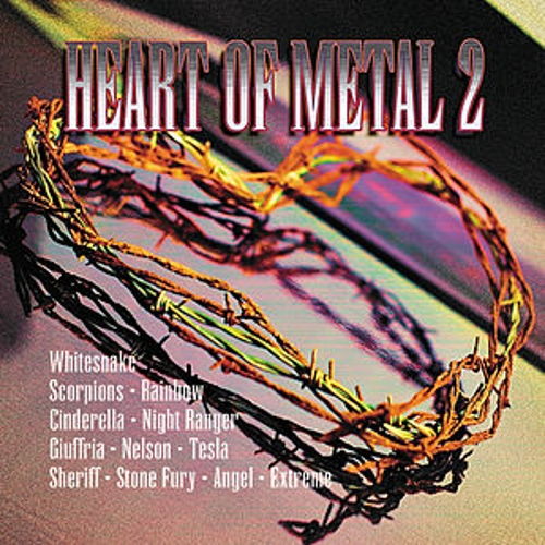 Heart Of Metal 2 by Various Artists
