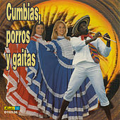 Cumbias, Porros y Gaitas by Various Artists