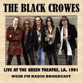 Live at the Greek Theatre, La, 1991 (FM Radio Broadcast) von The Black Crowes