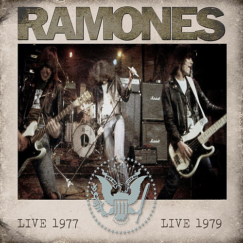 Live 1977 / Live 1979 von The Ramones