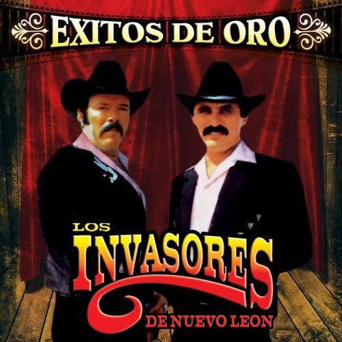 Exitos de Oro by Los Invasores De Nuevo Leon