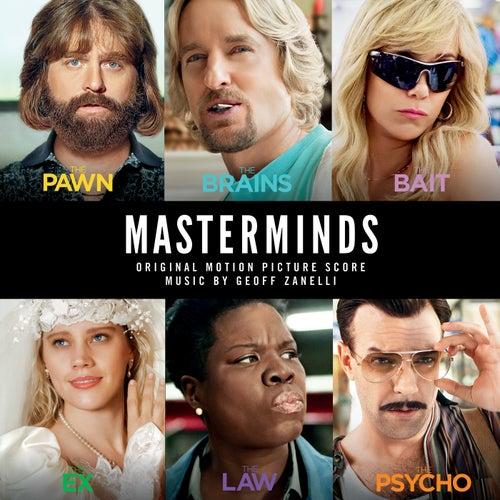 Masterminds by Geoff Zanelli