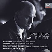 Tchaikovsky, Prokofiev, Bach: Concertos for Piano and Orchestra by Sviatoslav Richter