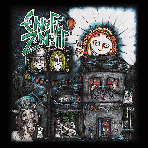 Dog on a Bone by Enuff Z'Nuff