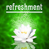 Refreshment -  Aqua, Cool, Frosty, Frozen, Mint, Rest, Restart, Stretched by Sensual Massage to Aromatherapy Universe