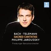 Bach & Telemann: Sacred Cantatas by Philippe Jaroussky
